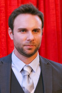 Bryan Kaplan during the premier of FRAY.  Copyright 2014 Bourgeois Magazine la