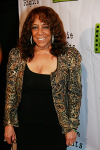 Rita Graham at the red carpet premiere of We Are Kings, at the Arena Cinema, Sept 19, 2014.  Copyright 2014 Bourgeois Magazine LA