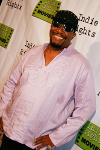 Sammy Blue during a red carpet premiere of We Are Kings, Sept 19, 2014. Copyright 2014 Bourgeois Magazine LA
