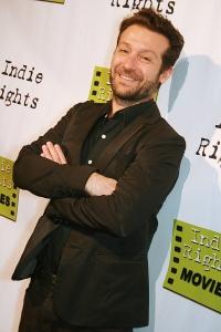 Director Tomer Algamor during a premier of 9 Full Moons, at the Arena Cinema, Nov 7, 2014. Copyright 2014 Bourgeois Magazine LA